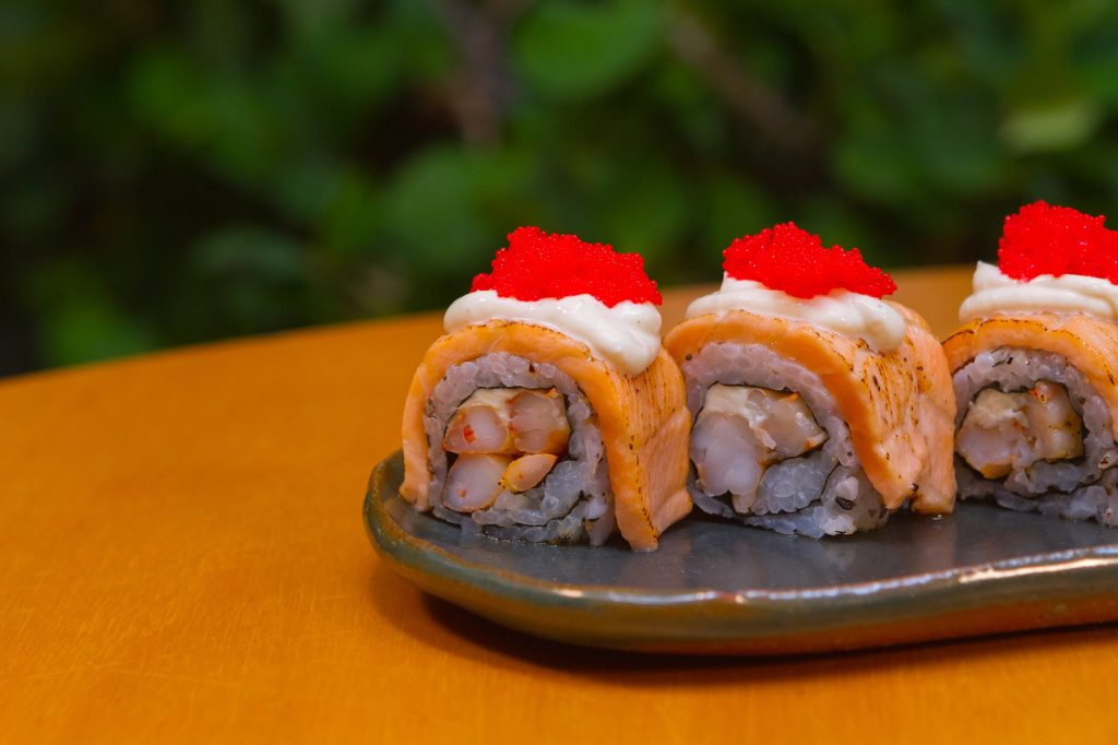 Zoi Restaurante estreia combinados de sushi exclusivos para delivery e Take Away